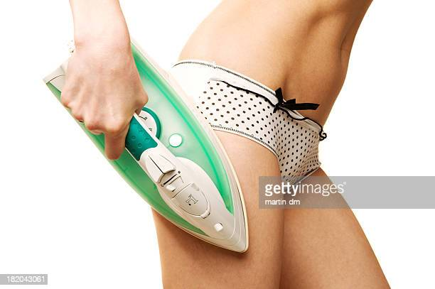 Ironing the body fat