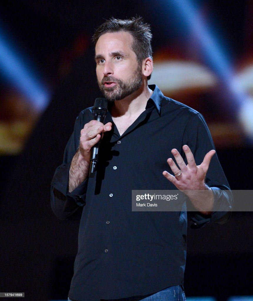 Irrational Games co-founder Ken Levine speaks onstage during Spike TV's 10th annual Video Game Awards at Sony Studios on December 7, 2012 in Culver City, California.