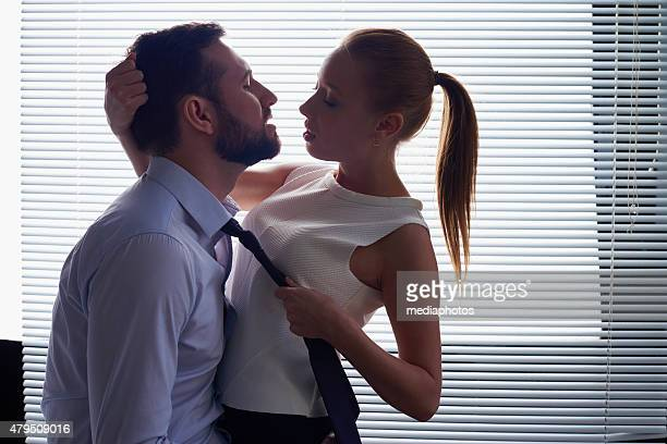 irresistible desire - prank stock photos and pictures