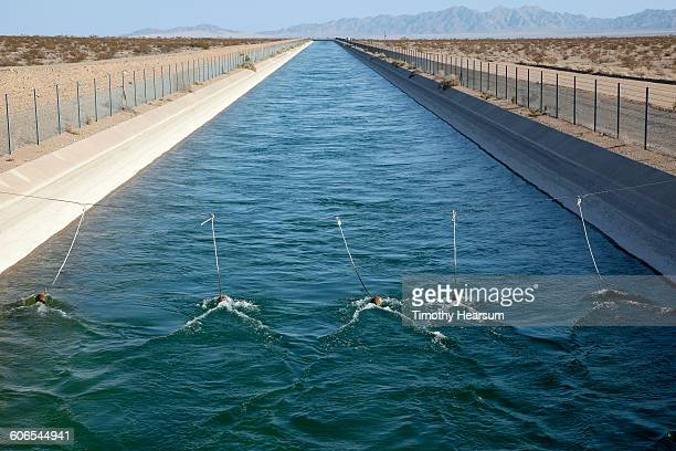 irrigation canal - timothy hearsum stock pictures, royalty-free photos & images