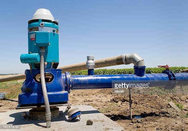 irrigation pump - irrigation equipment stock pictures, royalty-free photos & images