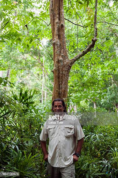 Irshad Mobarak former banker now owner of ecotour agency Jungle Walla and winner of an Amazing Malaysian award for his contributions to conservation...