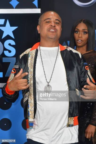 Irv Gotti attends the 2017 BET Awards at Microsoft Theater on June 25 2017 in Los Angeles California