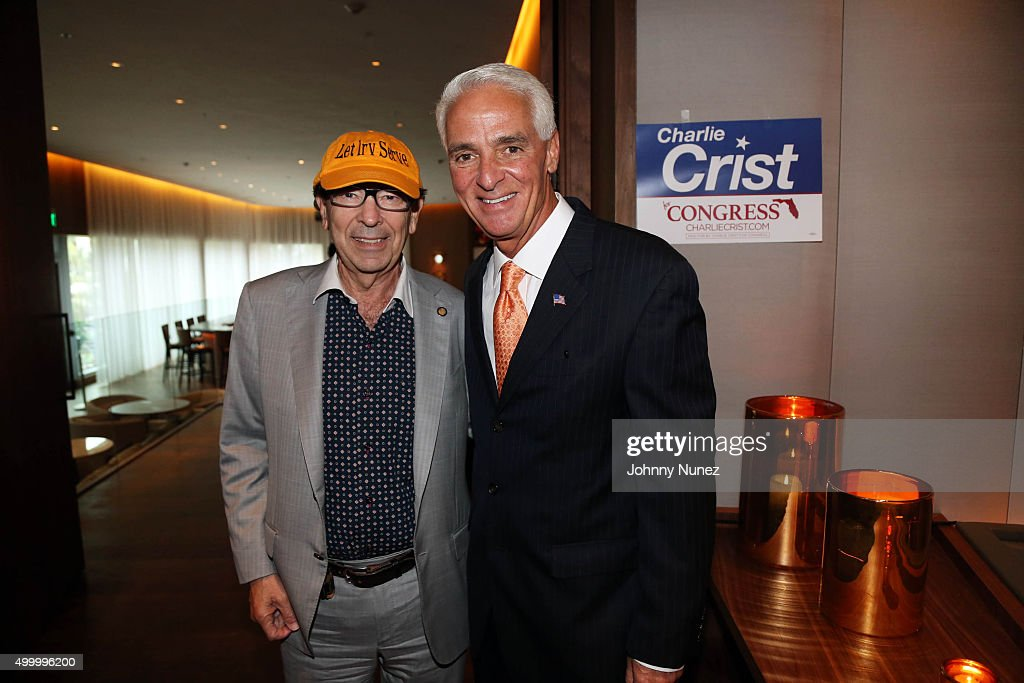 Charlie Crist Brunch At The Edition : News Photo