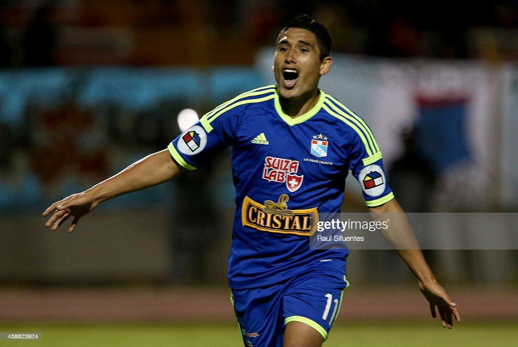 Sport Huancayo v Sporting Cristal - Torneo Clausura 2014