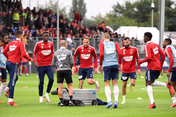 FRA: Clermont Foot 63 v Stade Brestois 29 - Ligue 1 Uber Eats