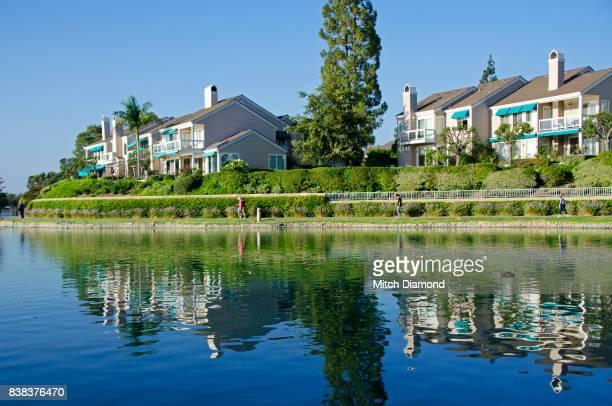 Irvine Lake in Orange County