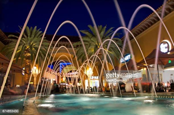 Irvine Spectrum Fountain
