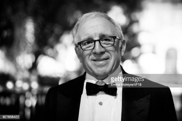 Irving Azoff attends the 2018 Vanity Fair Oscar Party hosted by Radhika Jones at Wallis Annenberg Center for the Performing Arts on March 4 2018 in...
