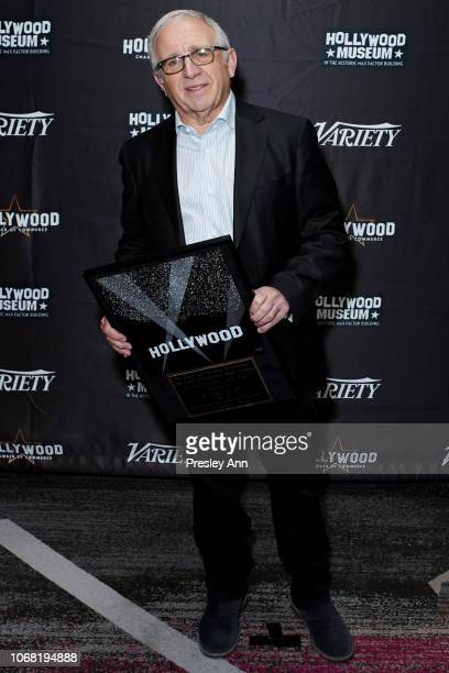 Irving Azoff attends The Hollywood Chamber's 7th Annual State Of The Entertainment Industry Conference Presented By Variety at Loews Hollywood Hotel...