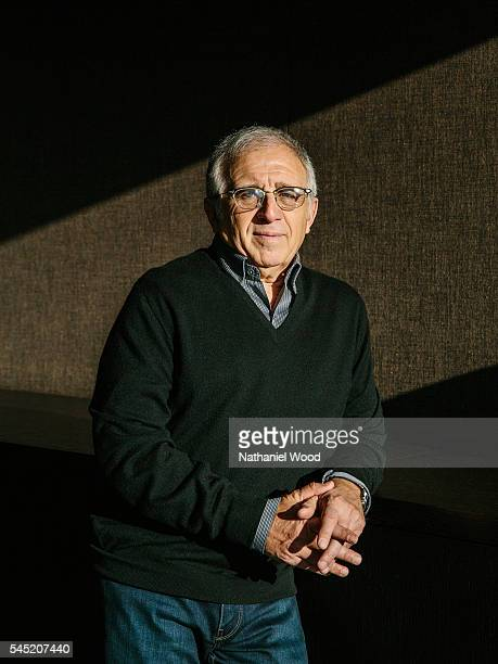 Irving Azoff is photographed for New York Times on March 10 2016 in Los Angeles California