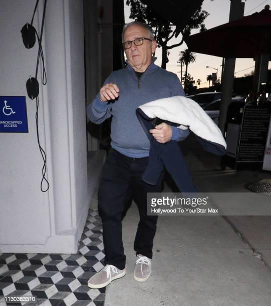 Irving Azoff is seen on March 13 2019 in Los Angeles