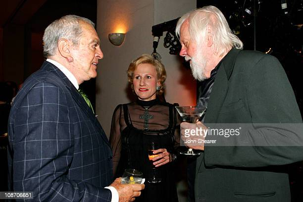 Irving Blum Jackie Blum and John Baldessari during 3rd Annual Hammer Museum Gala in the Garden Celebrates the Achievements of LA Artist Ed Ruscha at...