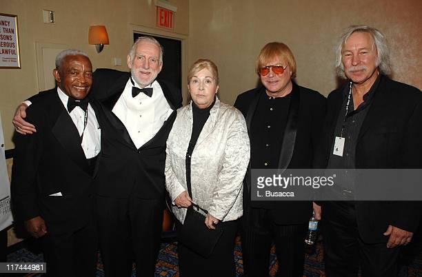 Irving Burgie Rod McKuen Marilyn Bergman Michael Masser and guest