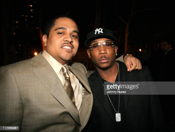 Irving 'Gotti' Lorenzo and Ja Rule during Chris Lorenzo and Irv 'Gotti' Lorenzo Court Trial November 30 2005 at United States Courthouse in Brooklyn...