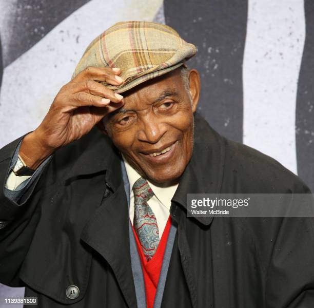 Irving Louis Burgie attends the Broadway Opening Night Performance for Beetlejuice at The Wintergarden on April 25 2019 in New York City
