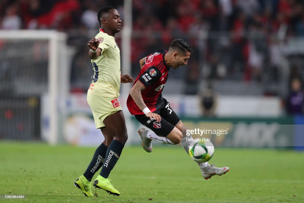 Atlas v America  - Torneo Clausura 2019 Liga MX : News Photo