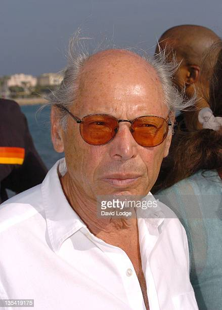 Irwin Winkler during 2006 Cannes Film Festival 'Home of the Brave' Photocall in Cannes France