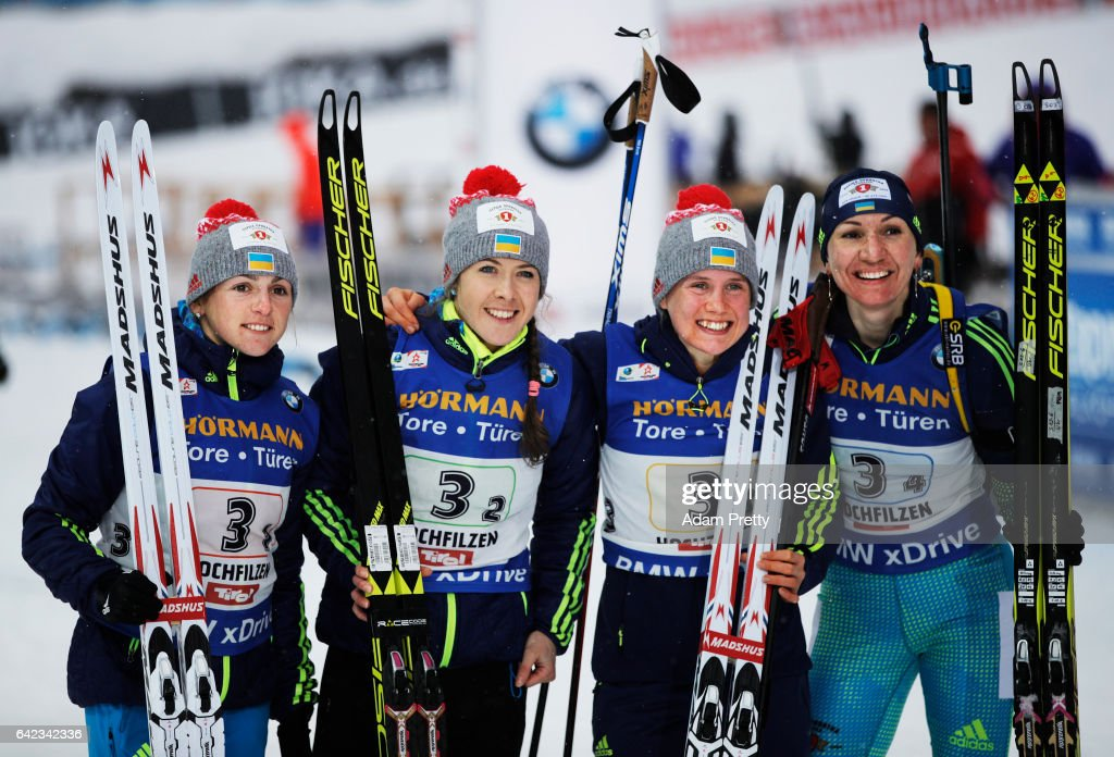 IBU World Championship Biathlon 2017 - Day 10 : News Photo