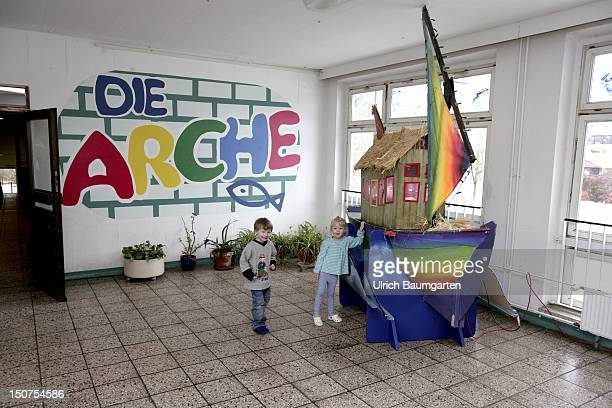 GERMANY BERLIN ARCHE is a German Christian child and juvenilia registered association in a problem district of EastBerlin BerlinHellersdorf It is...