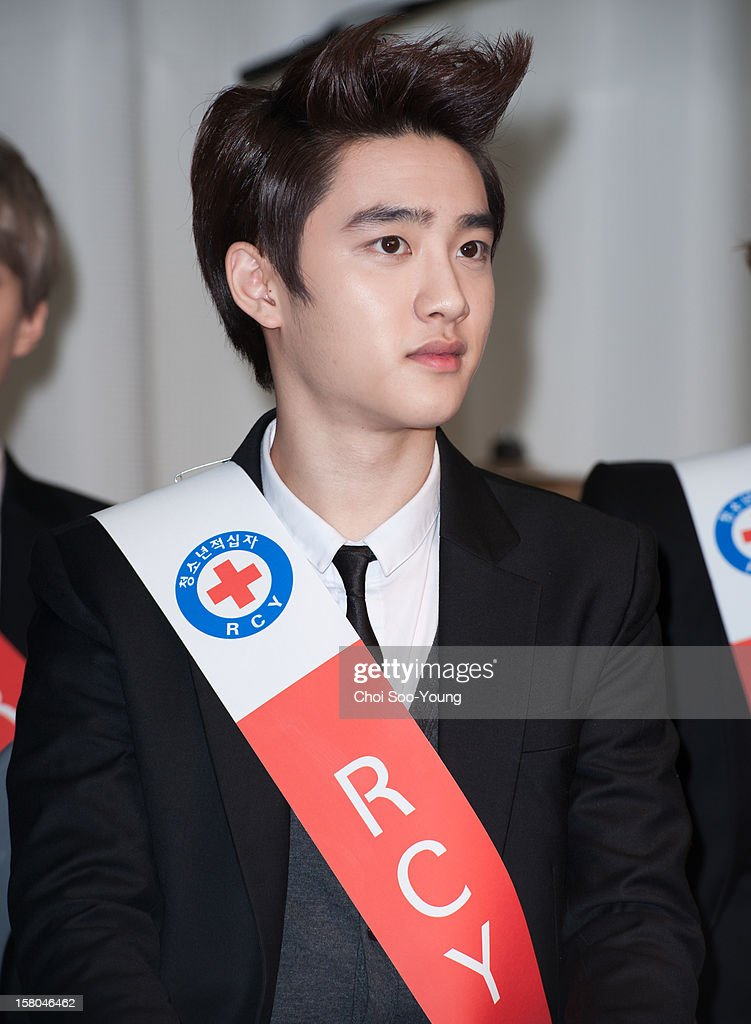 EXO-K Appointed As Honorary Ambassadors For Red Cross Youth