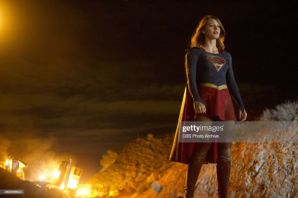 Supergirl : News Photo