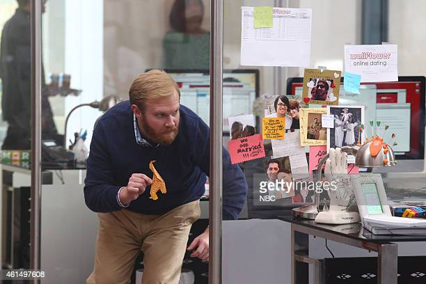 Z 'K is for Keep Out' Episode 111 Pictured Henry Zebrowski as Stu