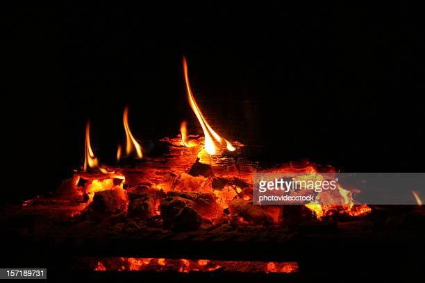 Ist gut für warme meine bones neben der Feuerstelle