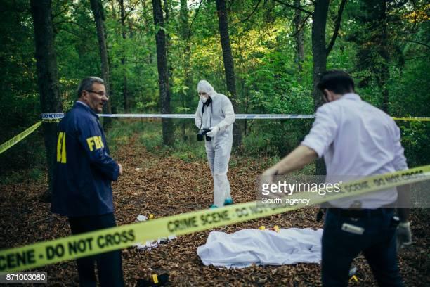 FBI is here