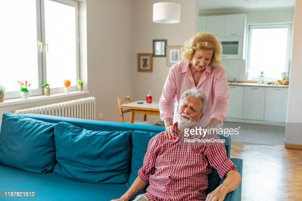 is it getting better? - massage parlour stock photos and pictures