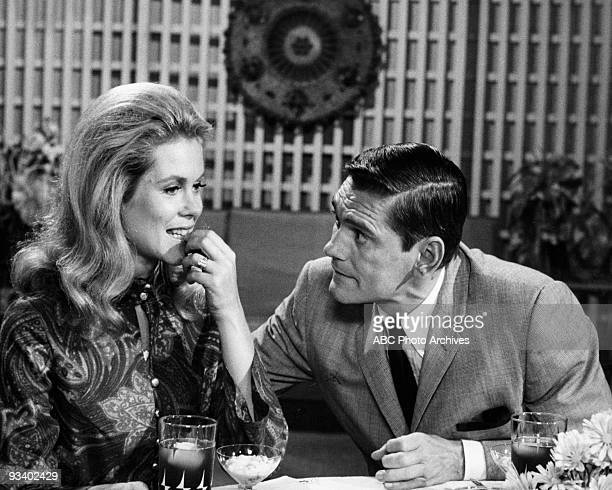 BEWITCHED 'Is It Magic or Imagination' Season Five 9/10/68 Sam wins a slogan contest that Darrin's mother insists that she enter and wins Darrin...