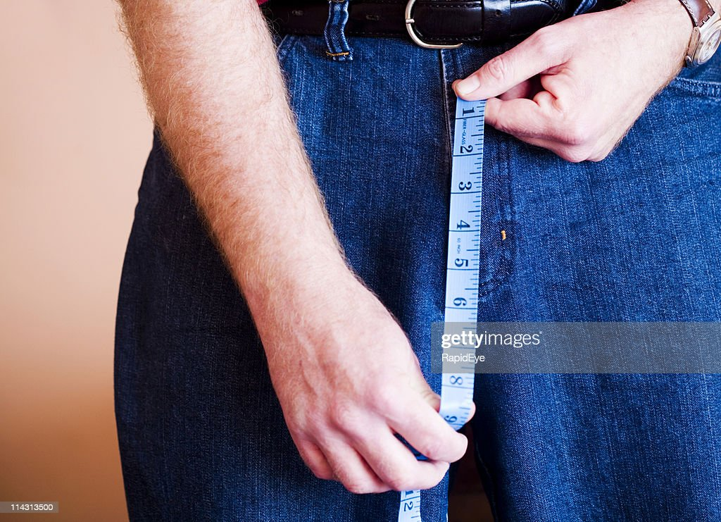 Is it too big? : Stock Photo