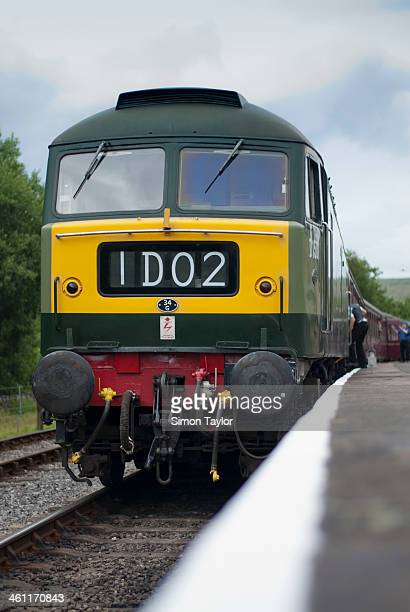Is one of the original twenty Class 47 locos which were allocated to the Eastern Region. D1500-19 were different to the rest of the production 47's,...