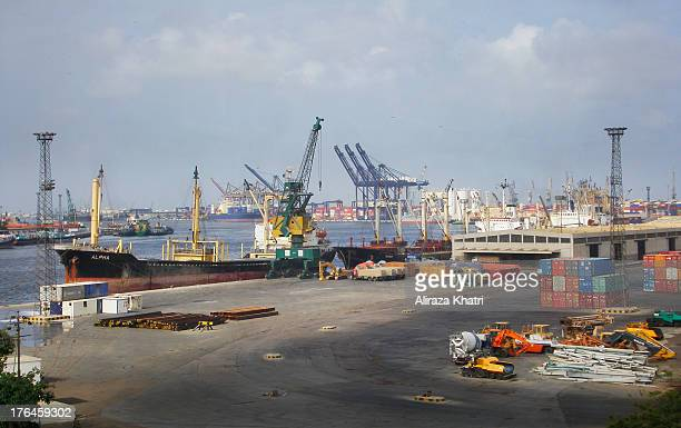 Is one of the South Asia's largest and busiest deep-water seaports, handling about 60% of the nation's cargo located in Karachi, Pakistan. It is one...