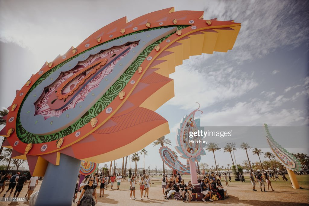 CA: 2019 Coachella Valley Music And Arts Festival - Weekend 2 - Day 2