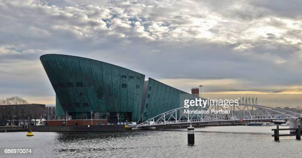 NEMO is the largest scientific center in the Netherlands designed by architect Renzo Piano in 1997 NEMO is near Amsterdam Central Station in nthe new...