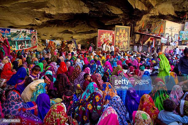 YATRA is the most sacred visit that the Hindu community living in Pakistan and around the globe perform every year and which activity takes place in...