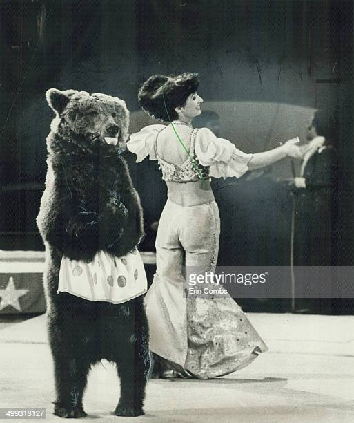 Is this dancing bear at the moscow circus the same one Gary Lautens saw on his trip to the Soviet Union His children wouldn't ask his son liked the...
