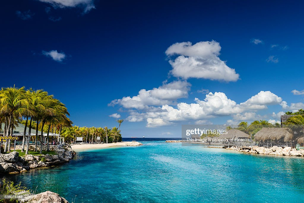 Is this the entrance to the paradise? : Stock Photo