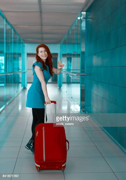 is vacation time - one mid adult woman only stock pictures, royalty-free photos & images