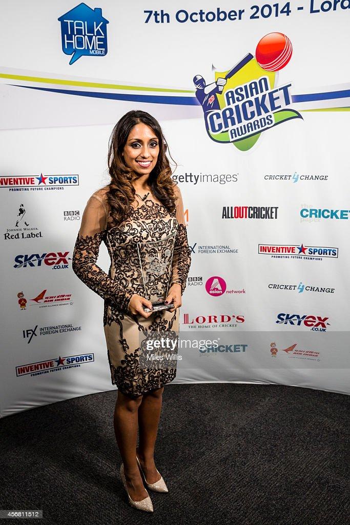 Asian Cricket Awards : News Photo