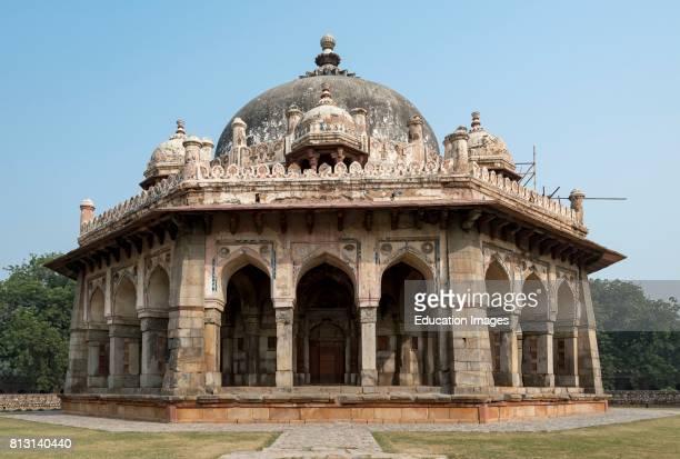 Isa Khan's Garden Tomb Humayun's Tomb New Delhi India
