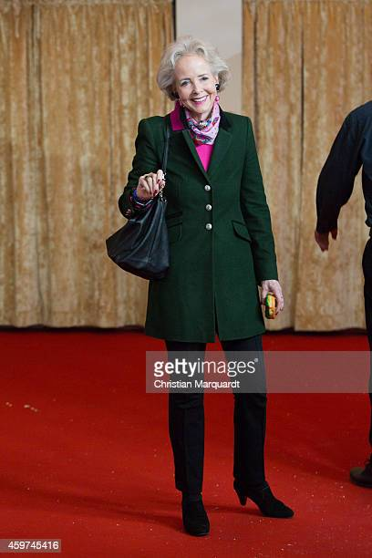 Isa von Hardenberg the German premiere of the film 'Paddington' at Zoo Palast on November 30 2014 in Berlin Germany