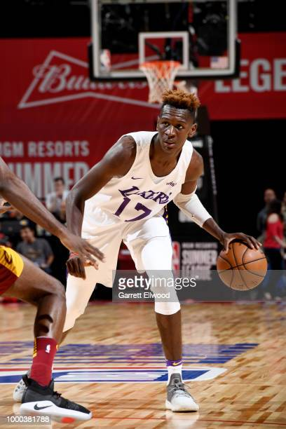 Image result for isaac bonga summer league