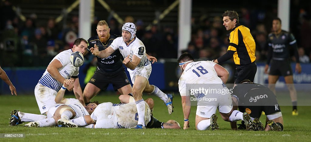 Bath Rugby v Leinster Rugby - European Rugby Champions Cup : News Photo