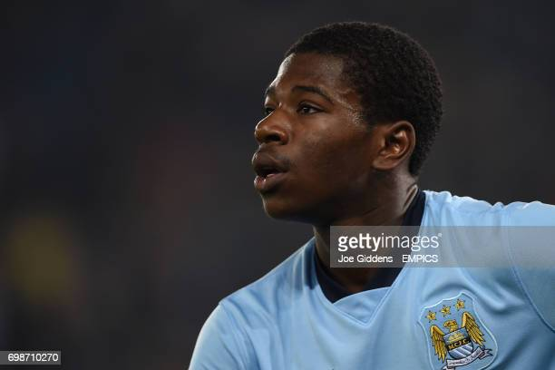 Isaac Buckley Ricketts Manchester City
