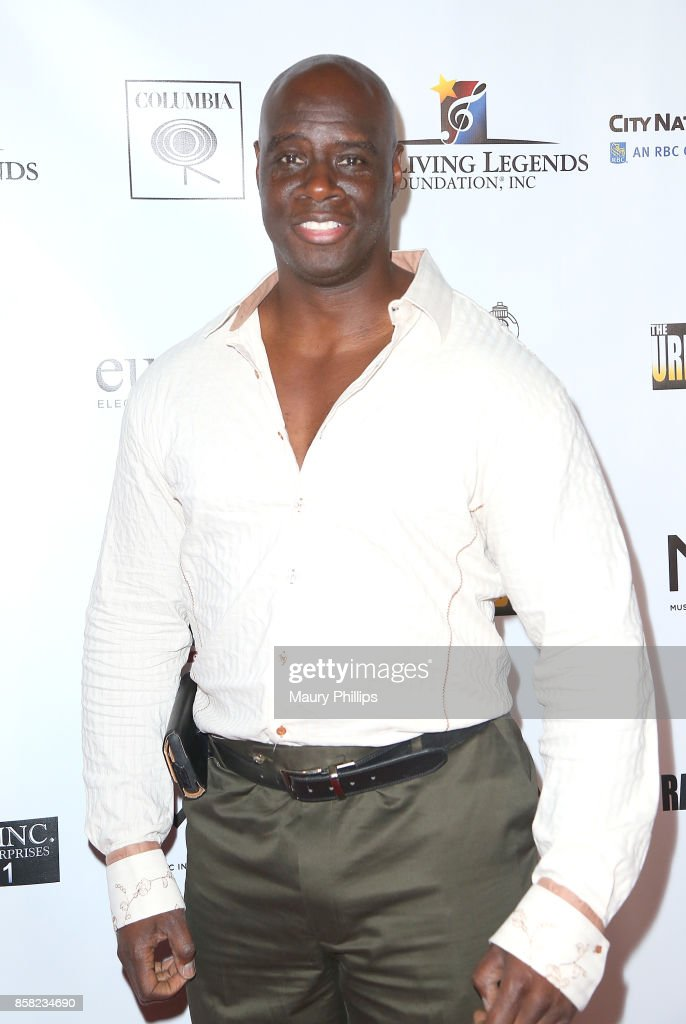 Isaac C. Singleton arrives at The Living Legends Foundation's 21st annual awards gala - at Taglyan Cultural Complex on October 5, 2017 in Hollywood, California.