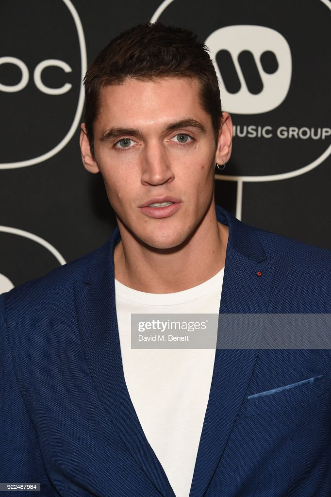 Warner Music Group & Ciroc Brit Awards Party In Association With British GQ : Nachrichtenfoto