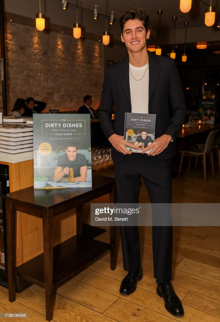 """GBR: """"The Dirty Dishes"""" By Isaac Carew - Cookbook Launch"""