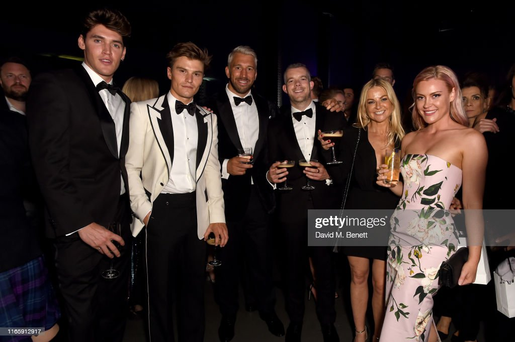 GQ Men Of The Year Awards 2019 In Association With HUGO BOSS : News Photo